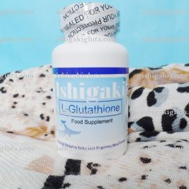 Ishigaki Advanced Ultrawhite Glutathione