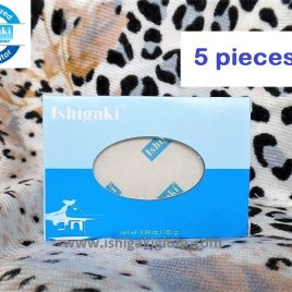 Ishigaki Glutathione Soap 150 grams 5 pieces