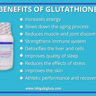 What Are The Benefits of Glutathione