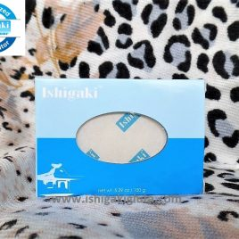 Ishigaki Soap | Premium White Soap 150 grams