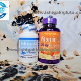 Ishigaki Amino Classic White with Vitamin C 500mg