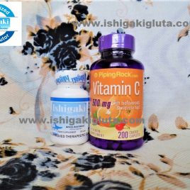 Ishigaki Amino Premium White with Vitamin C 500mg