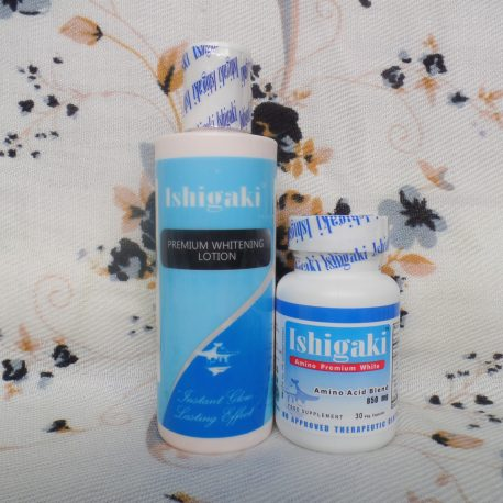 Ishigaki Premium with Lotion